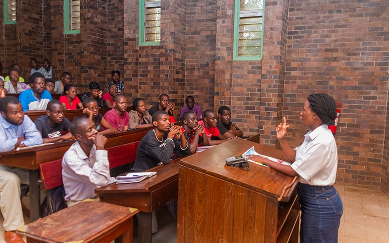 Public Lecture at Chibero Agricultural College