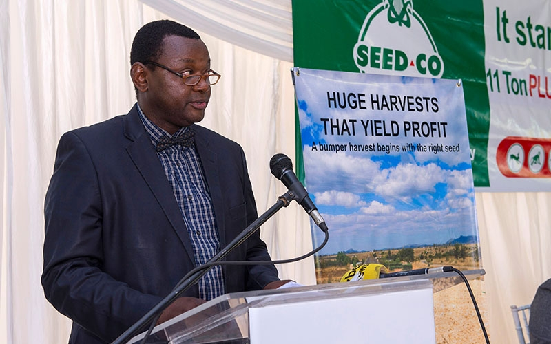 Seed Co 11 Tonne Plus 2016/2017 Winners Announcement