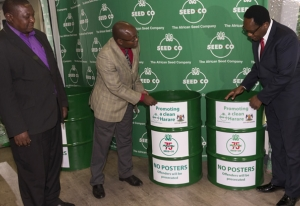 Seed Co donates to David Livingstone Primary